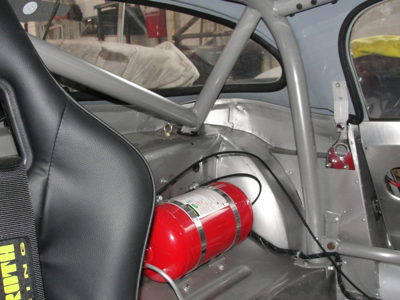 Jaguar E-type Roadster race spec (RHD)