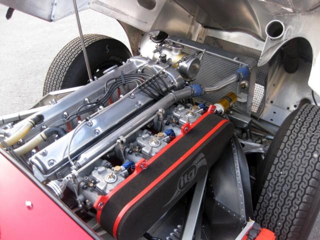 Jaguar E-Type LHD racing specification