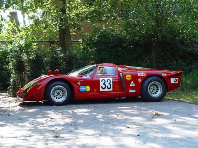 """Alfa Romeo Tipo 33/2 """"Daytona"""""""