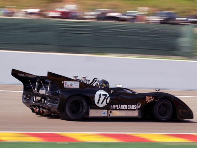 McLaren M8F