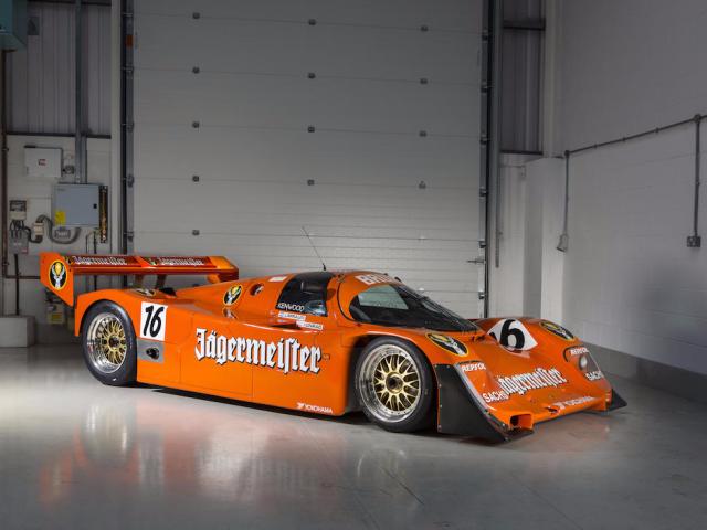 Porsche 962C Brun Motorsport