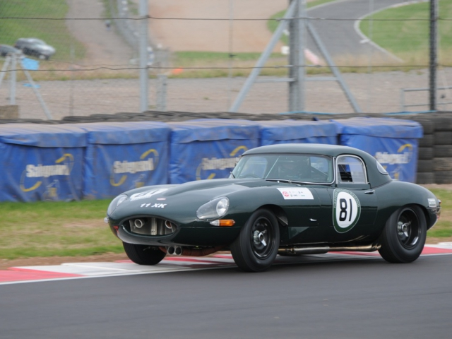 Jaguar E-Type Lightweight Spec.