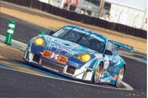 Porsche 996 GT3 RSR