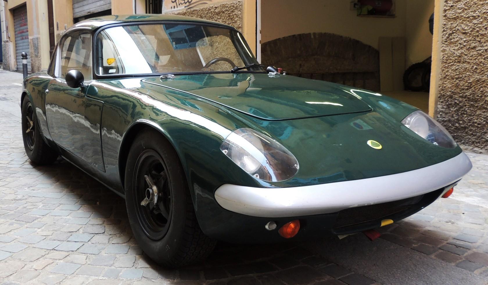 Lotus Elan S1/ 26R