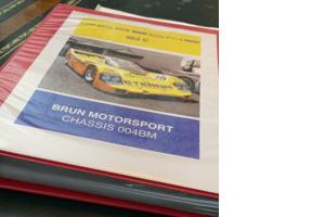 Brun Motorsport Porsche 962C