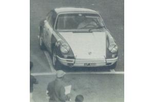 Factory prepared Porsche 911S