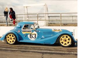 Morgan Plus 8 GTR (GT2)