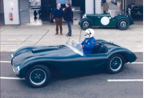Cooper Bristol T20/T25 Mk1