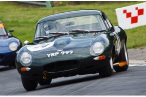 Jaguar E-type FIA competition Roadster