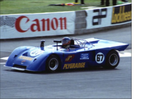 The ex-John Lepp Chevron B19